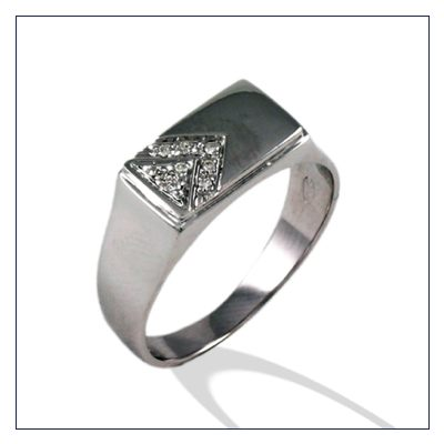 anelli da uomo con diamanti