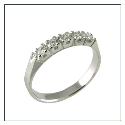 anello riviera di diamanti
