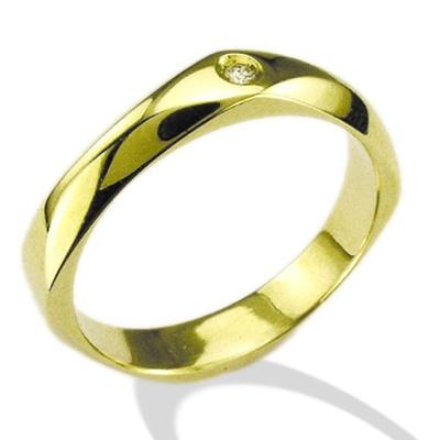 fedi nuziali oro giallo