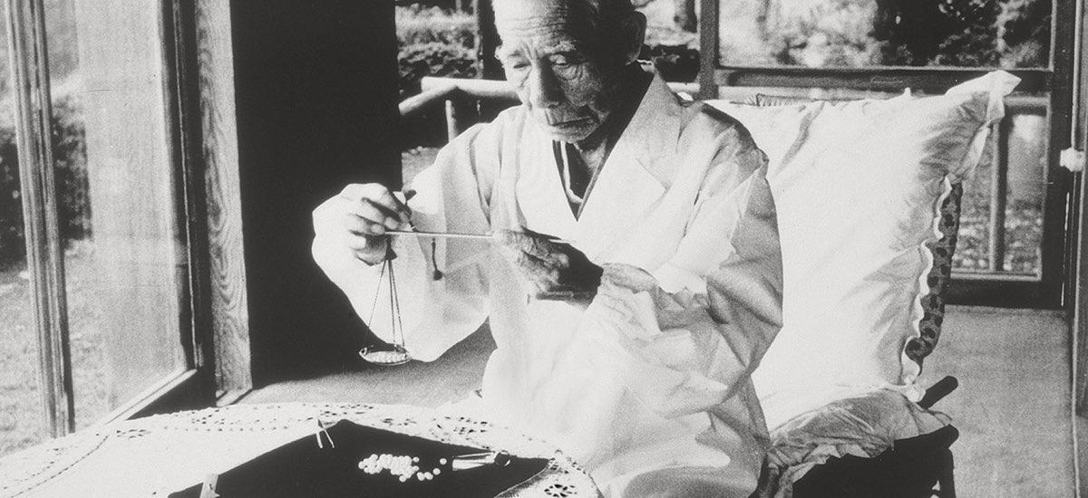 Mikimoto l'inventore delle perle akoya