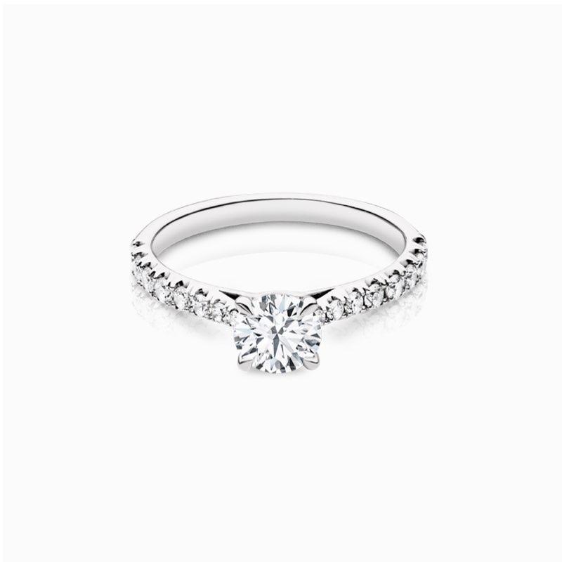 anello solitario gioielleria torino gioielli