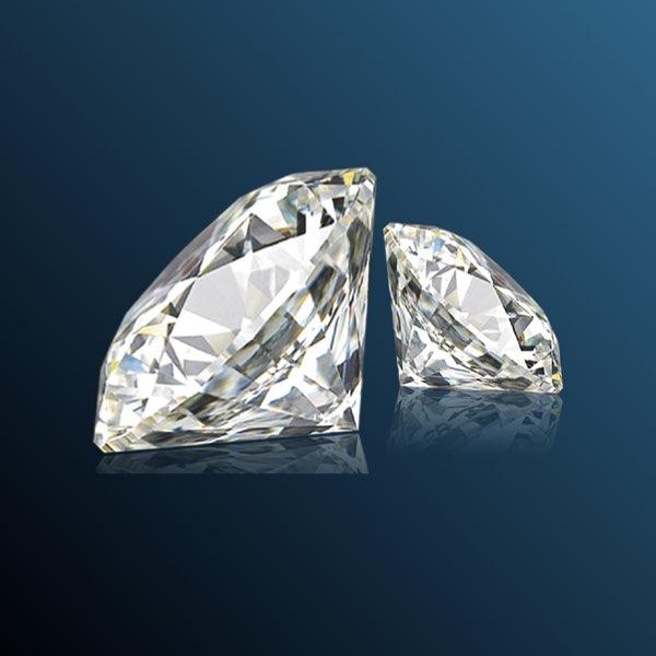 Anelli Trilogy Diamanti