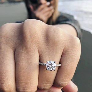 anello di fidanzamento